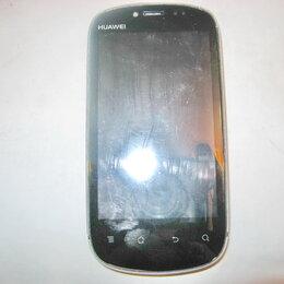 Мобильные телефоны - Huawei Vision U8850 Black, 0