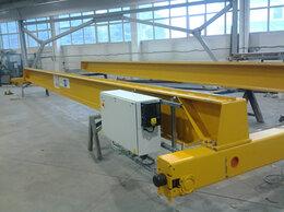 Грузоподъемное оборудование - Мостовой кран двухбалочный, 0