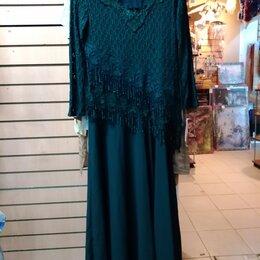 Платья - Платье р-р  46—52, 0