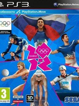 Игры для приставок и ПК - Видеоигра London 2012 Olympic Games с поддержкой…, 0