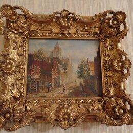 Картины, постеры, гобелены, панно - Картина Старая Англия, 0