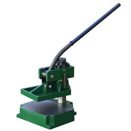 Пресс-станки - Ручной пресс для вырубки кожаных изделий. , 0