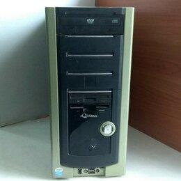 Настольные компьютеры - Системный блок ПК 775 P630 2x0,5Gb DDR2 160IDE 945, 0