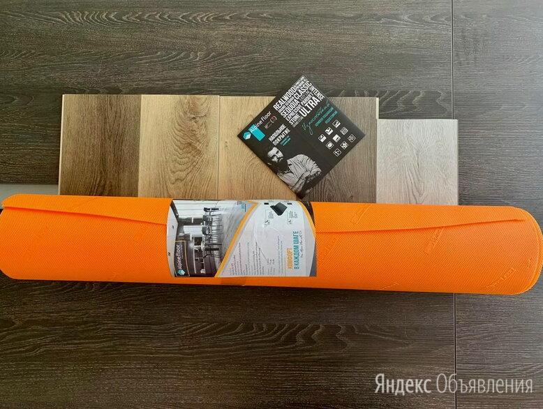 Подложка под SPC ламинат Alpine Floor Orange Premium IXPE по цене 200₽ - Подложка, фото 0