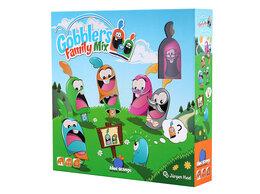 Настольные игры - Настольная игра Гобблет гобблерз. Семья Gobblet…, 0