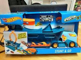Машинки и техника - Хот вилс- трек грузовик, 0