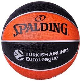 Мячи - Мяч баскетбольный №7 SPALDING, 0