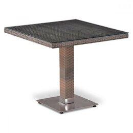 Столы и столики - Плетеный стол из искусственного ротанга…, 0