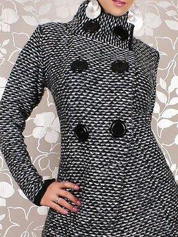 Пальто - Шерстяное пальто р.44-48, 0
