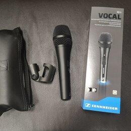 Микрофоны - Вокальный микрофон Sennheiser XS 1, 0