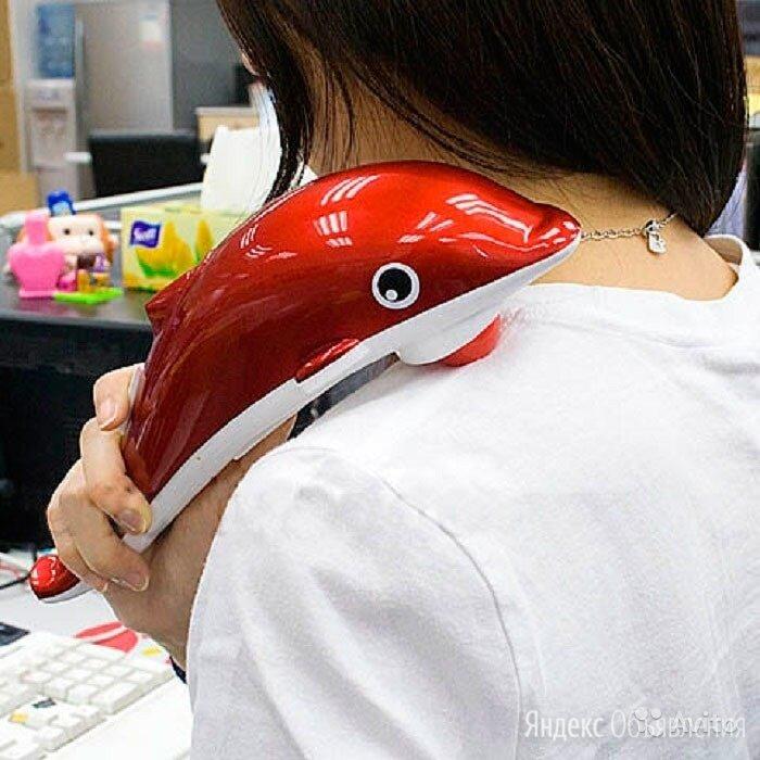 """Инфракрасный ручной массажер """"Дельфин"""" по цене 1250₽ - Другие массажеры, фото 0"""