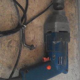Дрели и строительные миксеры - дрель-электрическая, 0