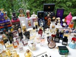 Парфюмерия - Коллекция тестеров фирменной парфюмерии, 0