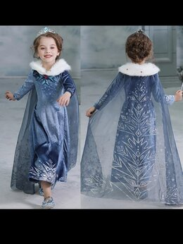 """Платья и сарафаны - Платье принцессы Эльзы """"Олаф и холодное…, 0"""