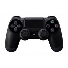 Рули, джойстики, геймпады - Геймпад PS4 (беспроводной), 0