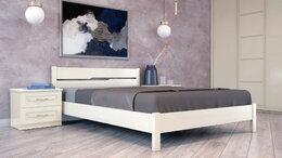 Кровати - КРОВАТЬ ВЕРОНИКА 5 СЛОНОВАЯ КОСТЬ 1,6 м, 0