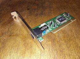 Сетевые карты и адаптеры - Контроллер сетевой Realtek RTL 8139/810x, 0