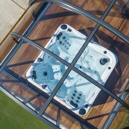 Павильоны для бассейнов - Павильон для СПА бассейна Area SPA 3 секции , 0