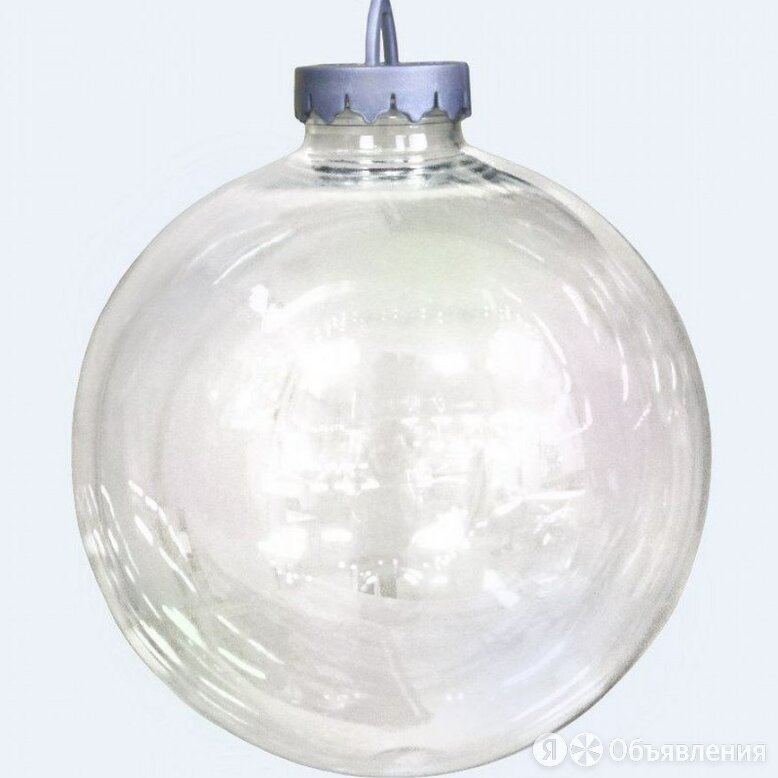 Шар 350мм (прозрачный) по цене 1900₽ - Новогодний декор и аксессуары, фото 0