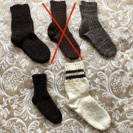 Колготки и носки - Носки шерстяные.Новые, 0
