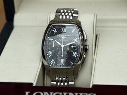 Наручные часы - Longines evidenza chronograph l2.643.4 , 0