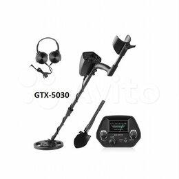 Металлоискатели - Металлоискатель GTX-5030 MetalDetector, 0