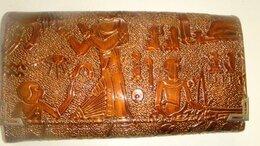 Кошельки - Кошелек винтаж 70х Египетские ночи, 0