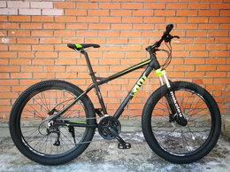 Велосипеды - Мощный на Altus, гидравлика R-27.5x2.8, 0