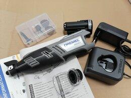 Шлифовальные машины - Аккумуляторный гравер Dremel 8220, 0
