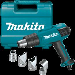 Строительные фены - Строительный фен Makita HG6530VK, 0