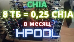 Производство - Ферма Чиа 42ТБ, 0
