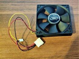 Кулеры и системы охлаждения - Корпусной вентилятор DeepCool, 0