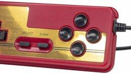 Игровые приставки - Геймпад проводной Retro Genesis Controller P1 (8…, 0