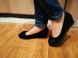 Туфли - Туфли Rita Bravuro из натуральной кожи, велюр, 0