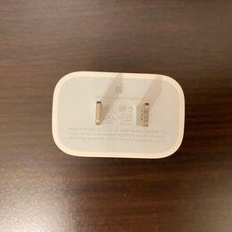 Зарядные устройства и адаптеры - Адаптер питания USB‑C мощностью 20 Вт, тип А, 0