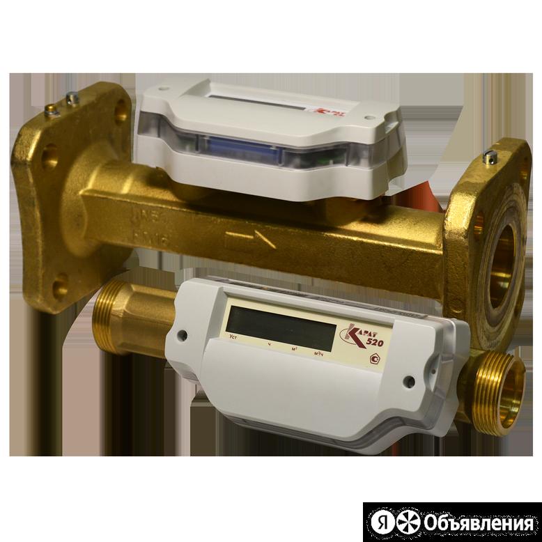 Карат-520-20 расходомер ультразвуковой (реверс) по цене 17800₽ - Элементы систем отопления, фото 0
