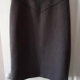 Юбки - Новая тёплая юбка, размер 46-50, 0