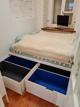 Дизайн, изготовление и реставрация товаров - Мебель из фанеры, 0