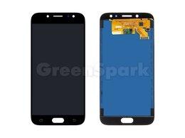 Дисплеи и тачскрины - Дисплей для Samsung J730F Galaxy J7 (2017) +…, 0