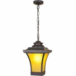 Уличное освещение - Libra H венге уличный подвесной светильник IP33 GLXT-1408H Elektrostandard, 0
