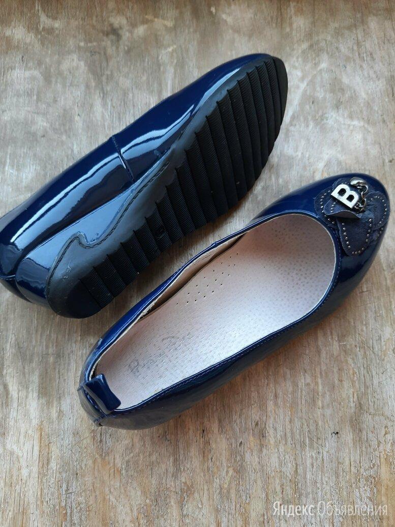 Туфли для девочки по цене 850₽ - Балетки, туфли, фото 0
