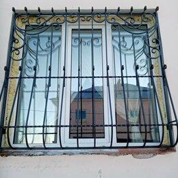 Сетки и решетки - Решётки на окна и балкон , 0