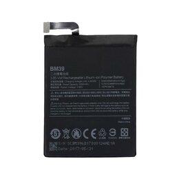 Аккумуляторы - Аккумулятор для Xiaomi Mi 6 (BM39), 0