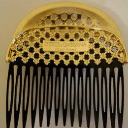 Запонки и зажимы - Гребень для волос Dolce&Gabbana, 0