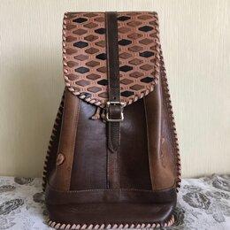 Рюкзаки - Новый кожаный рюкзак , 0