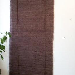 Шторы - Штора бамбуковая рулонная тёмная., 0