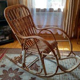Плетеная мебель - Кресло-качалка , 0