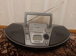 Музыкальные центры,  магнитофоны, магнитолы - Магнитола Panasonic RX-ES23, 0