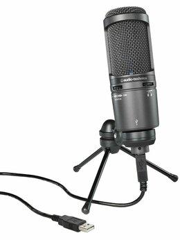 Микрофоны - audio-technica AT2020USB+ Микрофон студийный…, 0