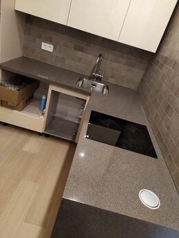 Мебель для кухни - Кухонная столешница из искусственного камня Staron, 0